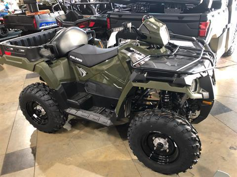 2019 Polaris Sportsman X2 570 in Columbia, South Carolina