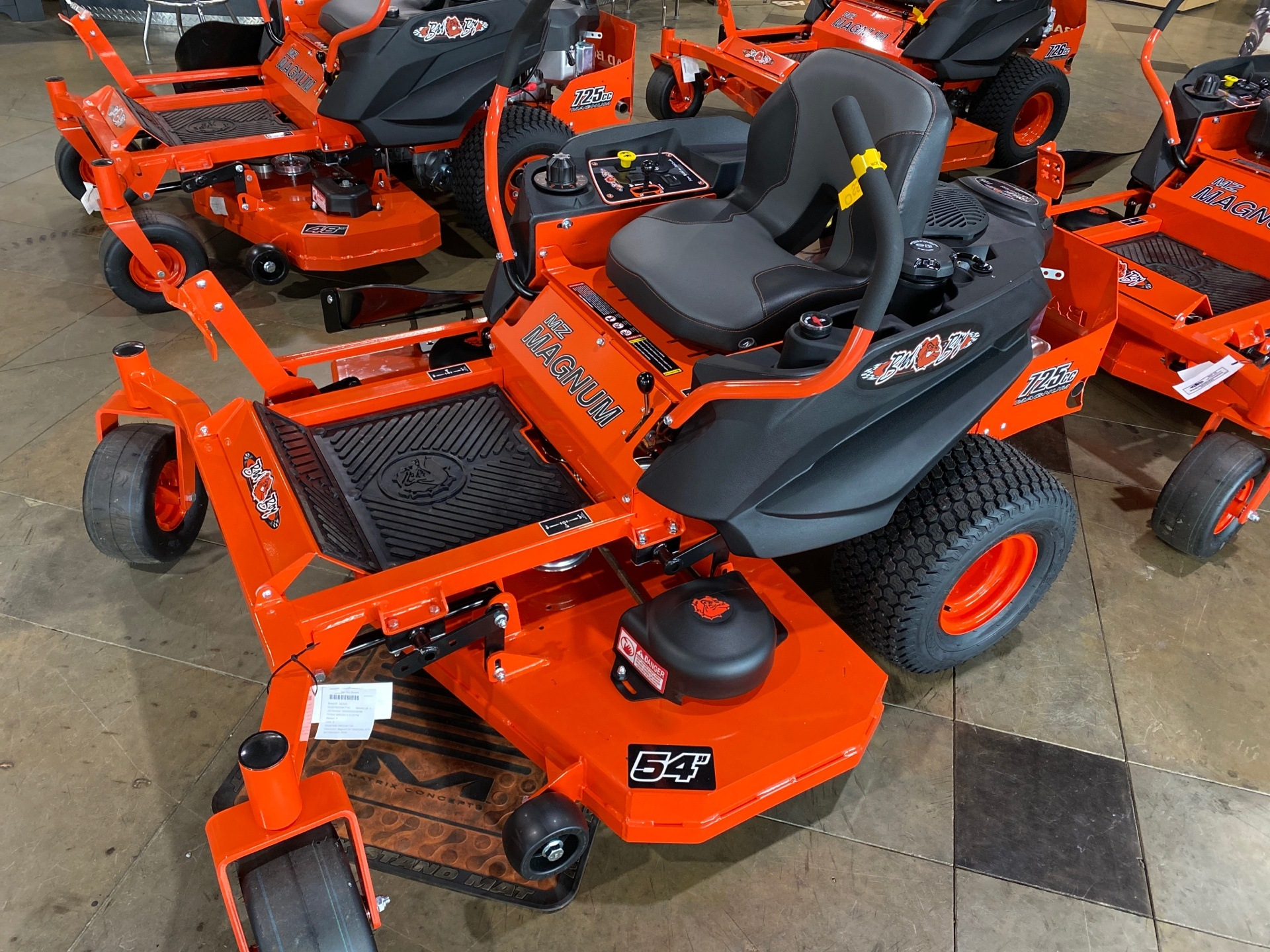 2020 Bad Boy Mowers MZ Magnum 54 in. Kohler 725 cc in Columbia, South Carolina - Photo 1