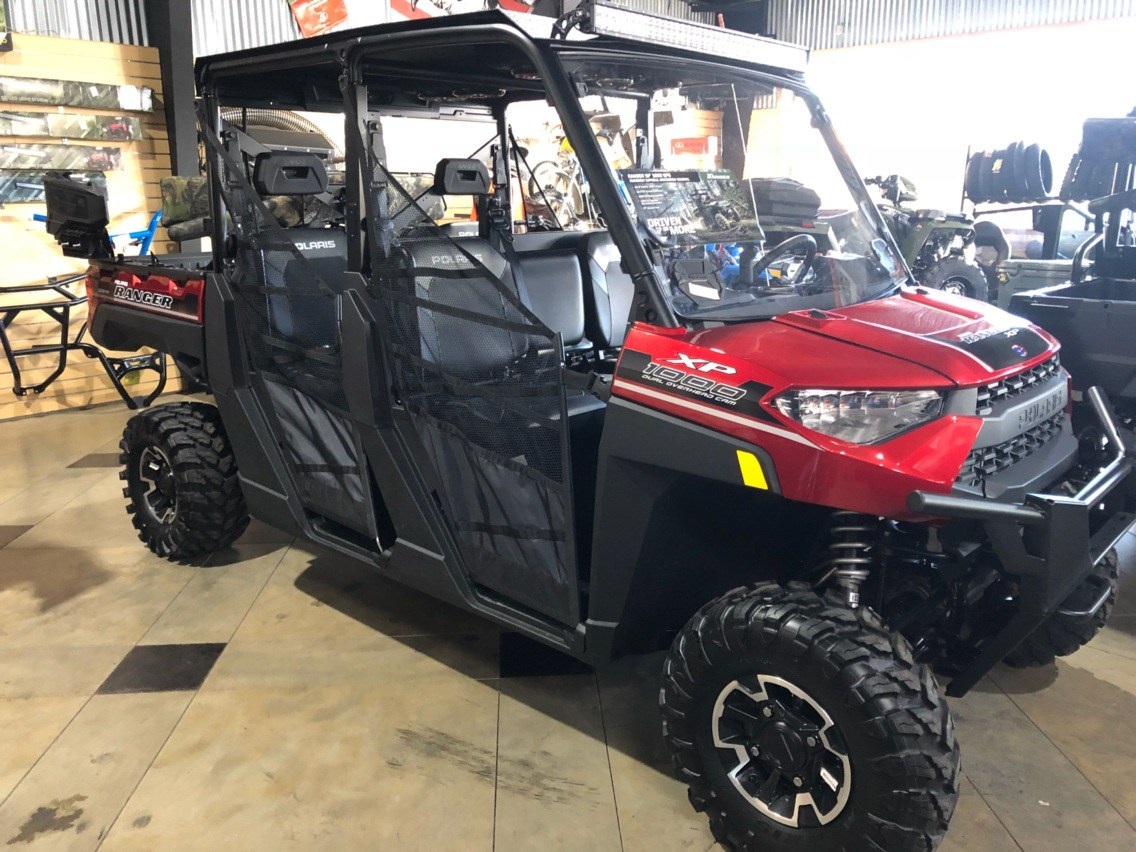 2019 Polaris Ranger Crew XP 1000 EPS Premium for sale 8081