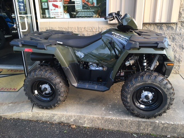 2017 Polaris Sportsman 450 H.O. EPS in Columbia, South Carolina