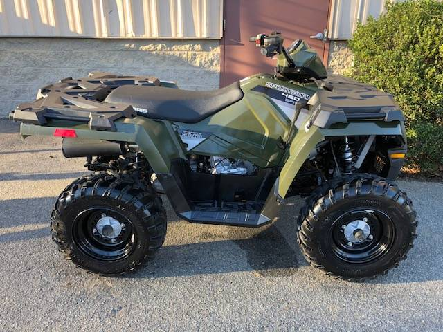 2016 Polaris Sportsman 450 H.O. EPS for sale 5033