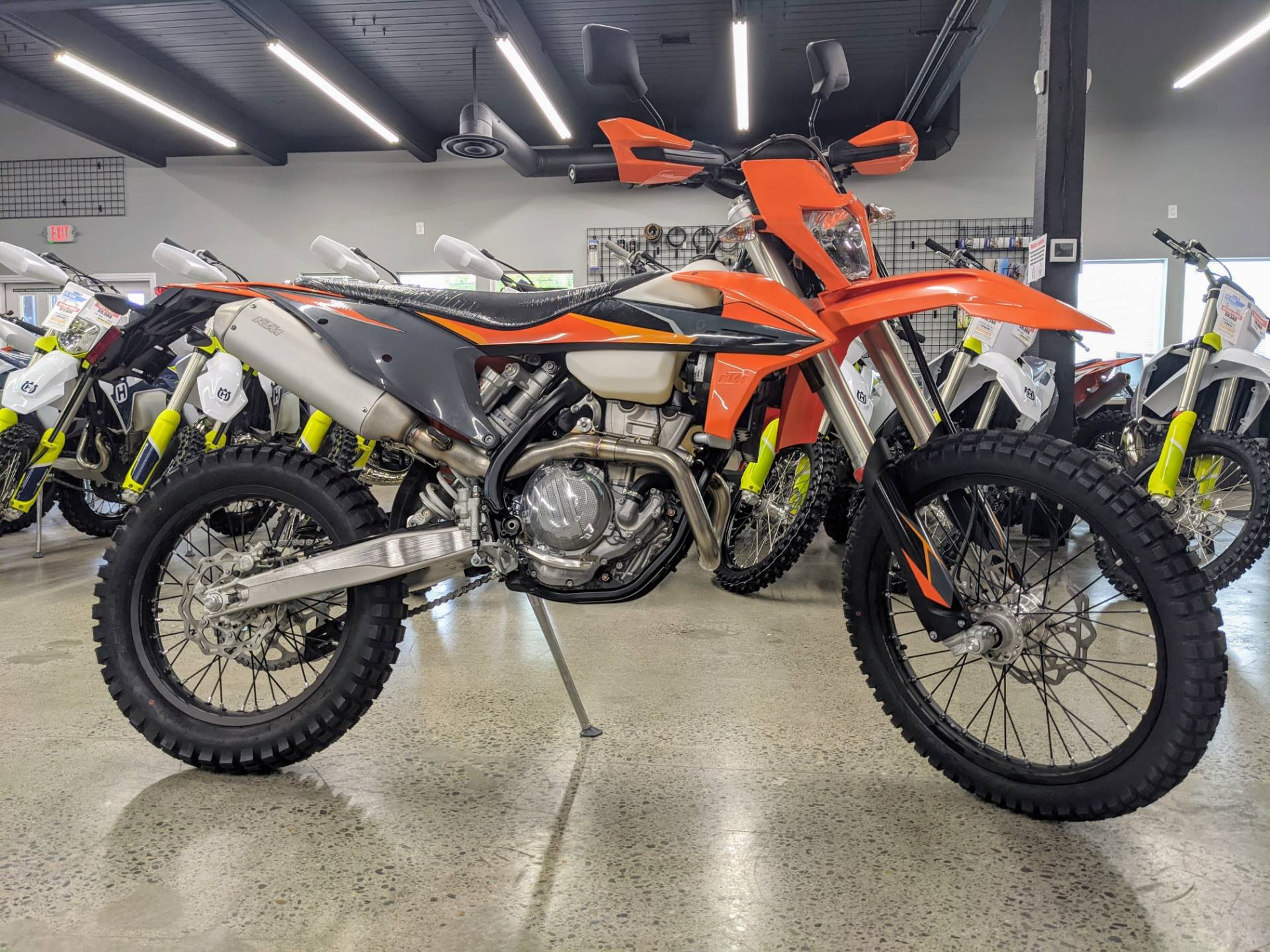 2021 KTM 350 EXC-F in Gresham, Oregon - Photo 1
