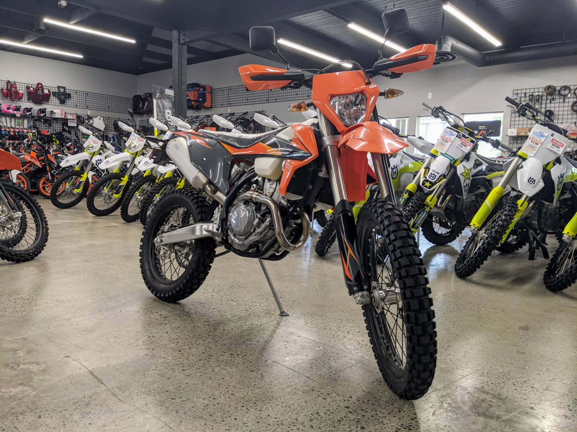 2021 KTM 350 EXC-F in Gresham, Oregon - Photo 2
