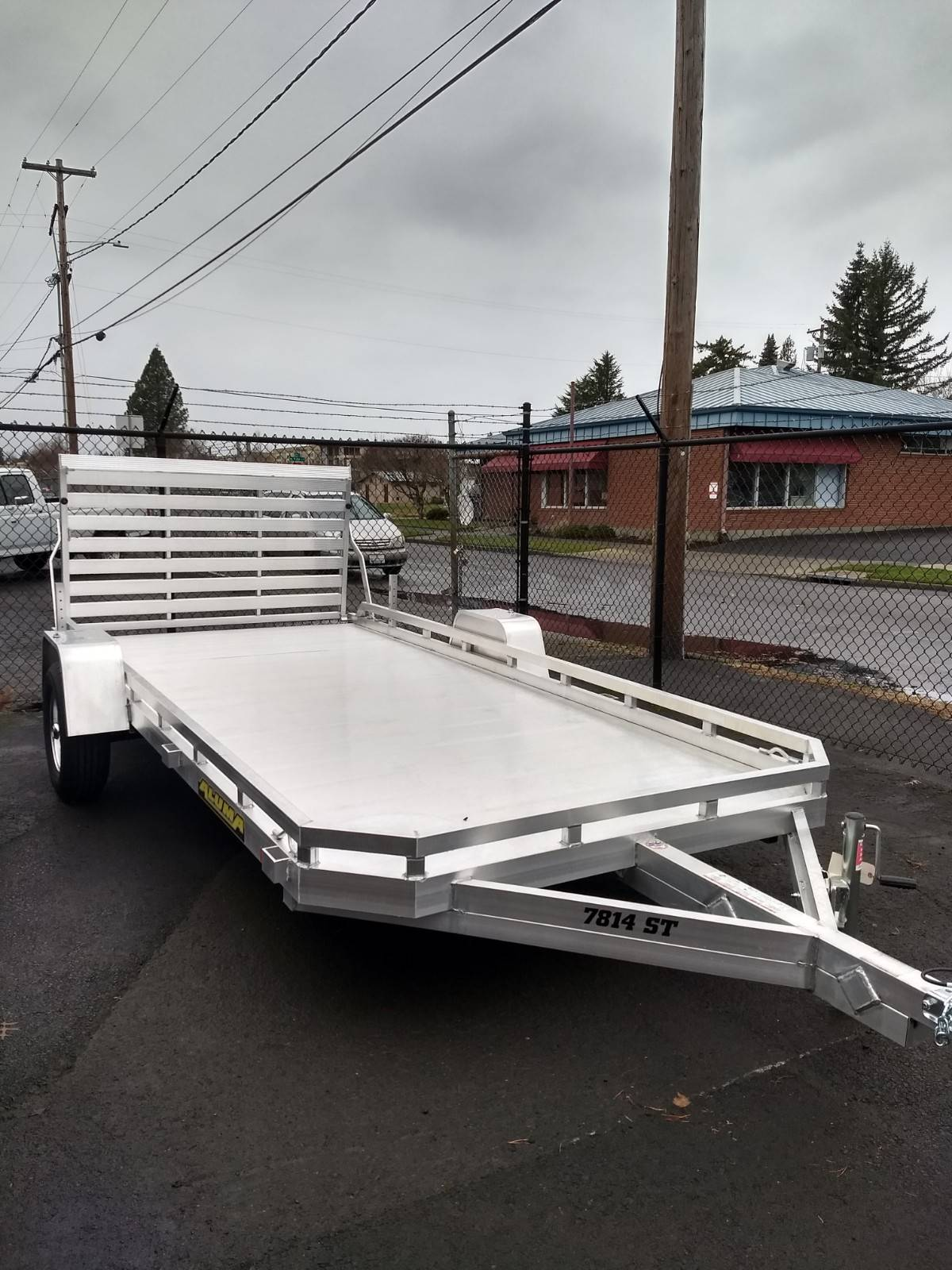 2019 ALUMA 7814ST in Gresham, Oregon