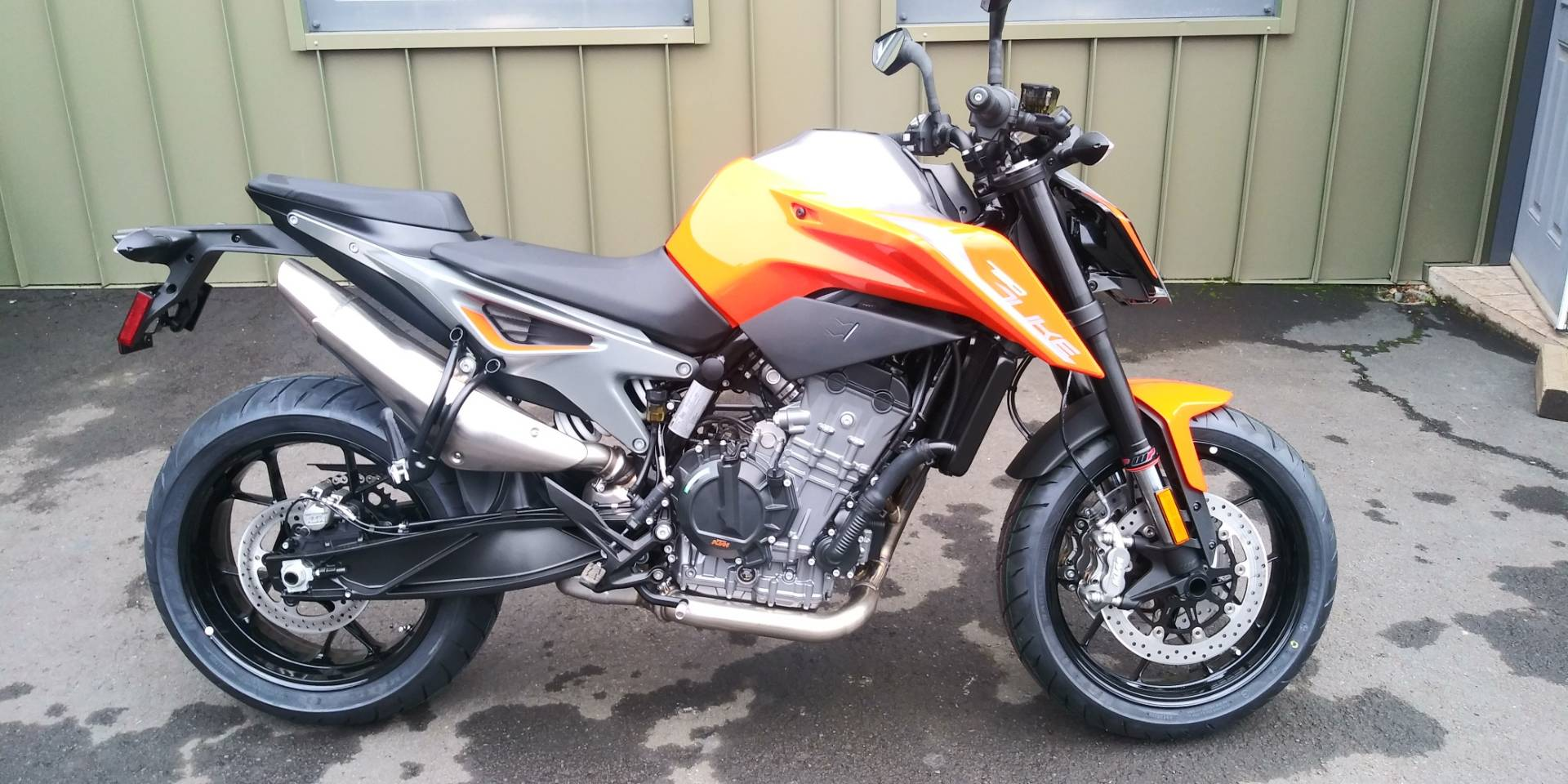 2019 KTM 790 Duke in Gresham, Oregon - Photo 1