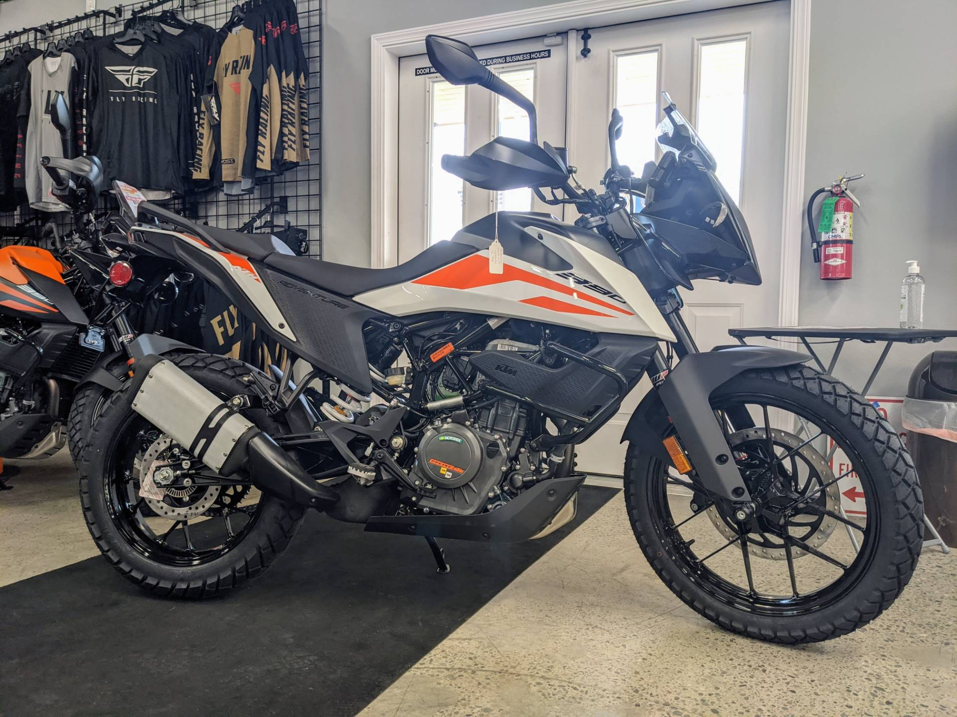 2020 KTM 390 Adventure in Gresham, Oregon - Photo 2