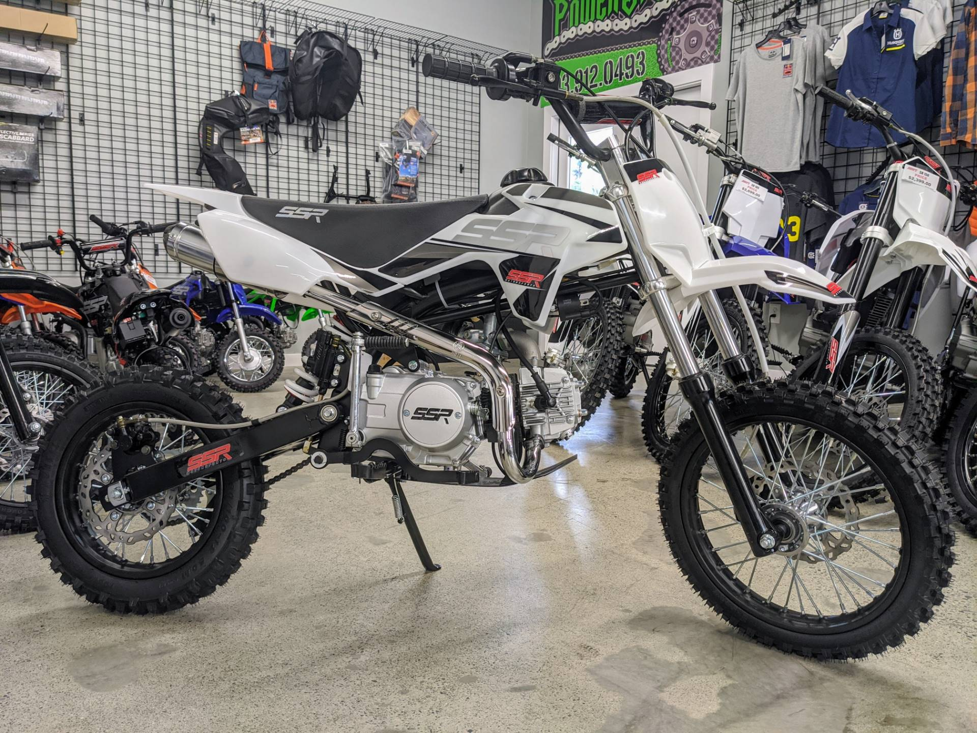 2021 SSR Motorsports SR125 in Gresham, Oregon - Photo 2