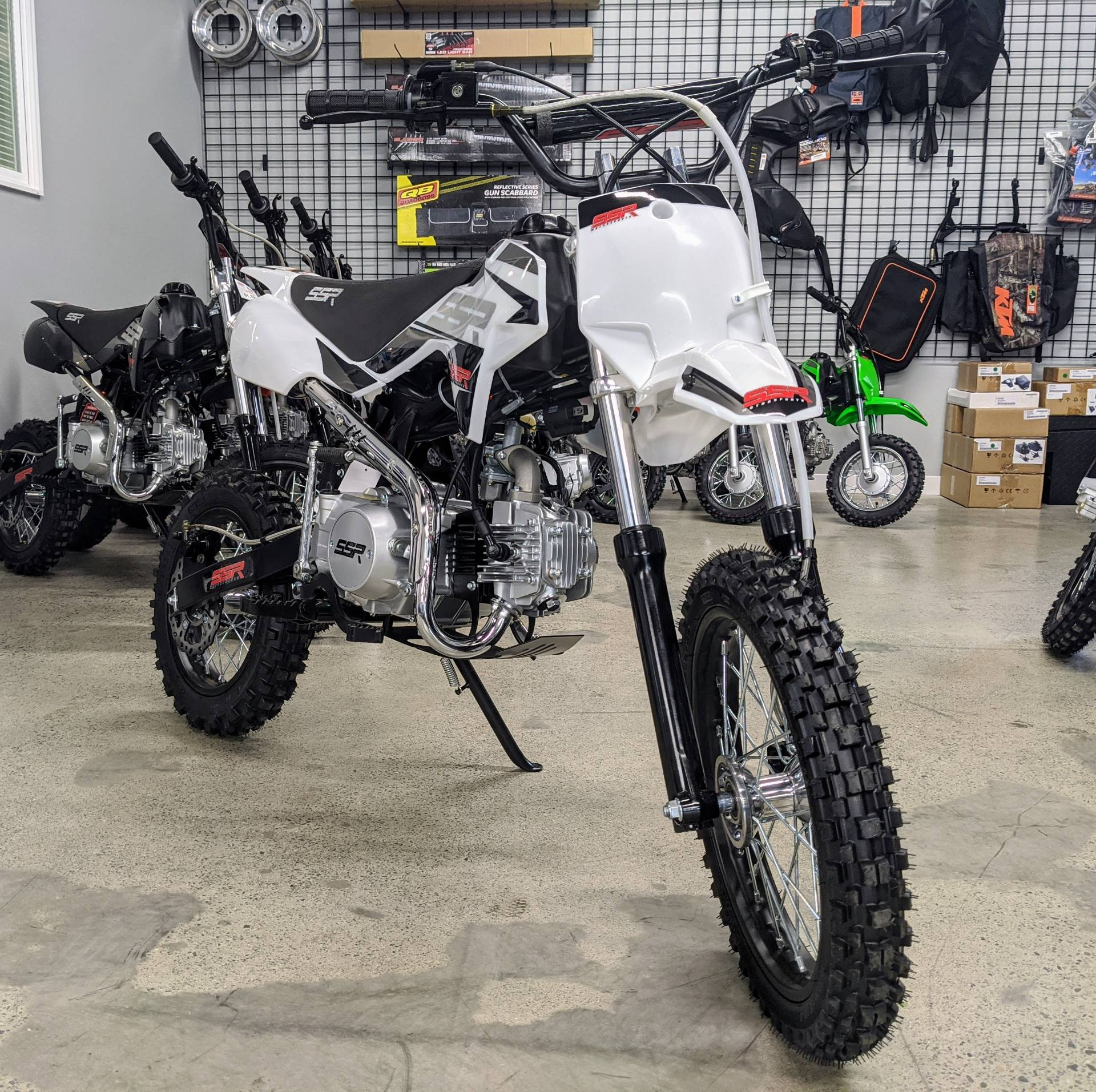 2021 SSR Motorsports SR125 in Gresham, Oregon - Photo 3