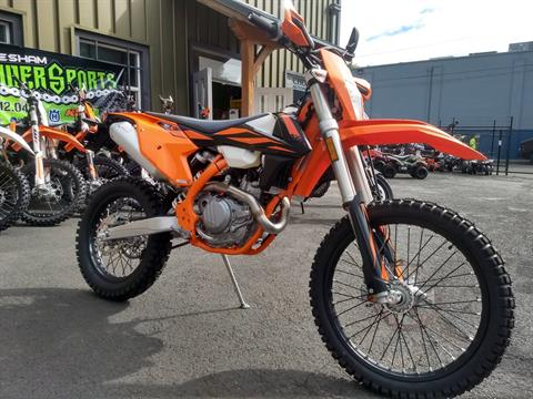 2019 KTM 500 EXC-F in Gresham, Oregon - Photo 2