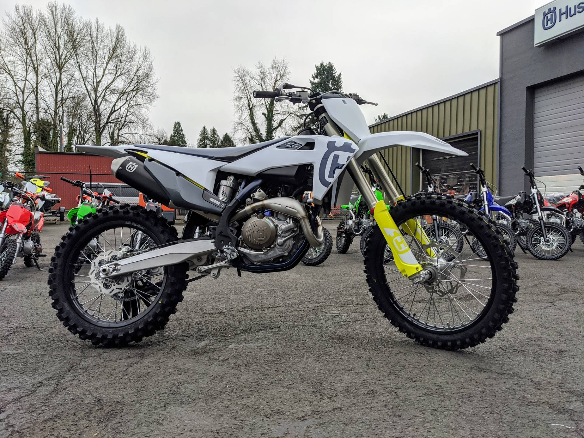 2020 Husqvarna FC 450 in Gresham, Oregon - Photo 2