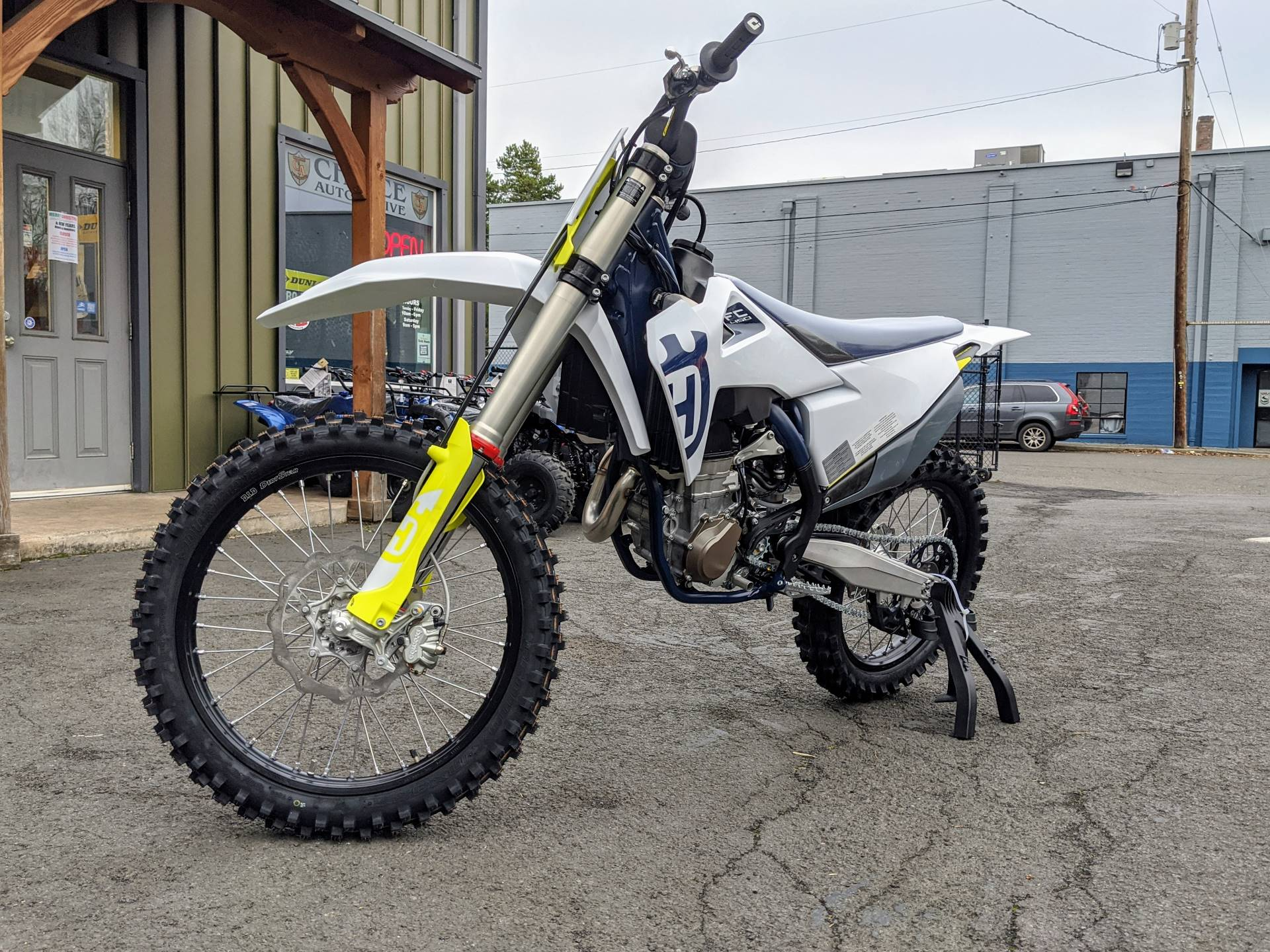 2020 Husqvarna FC 450 in Gresham, Oregon - Photo 1