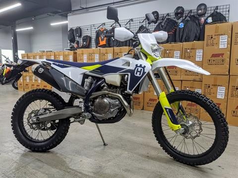 2021 Husqvarna FE 501s in Gresham, Oregon - Photo 1