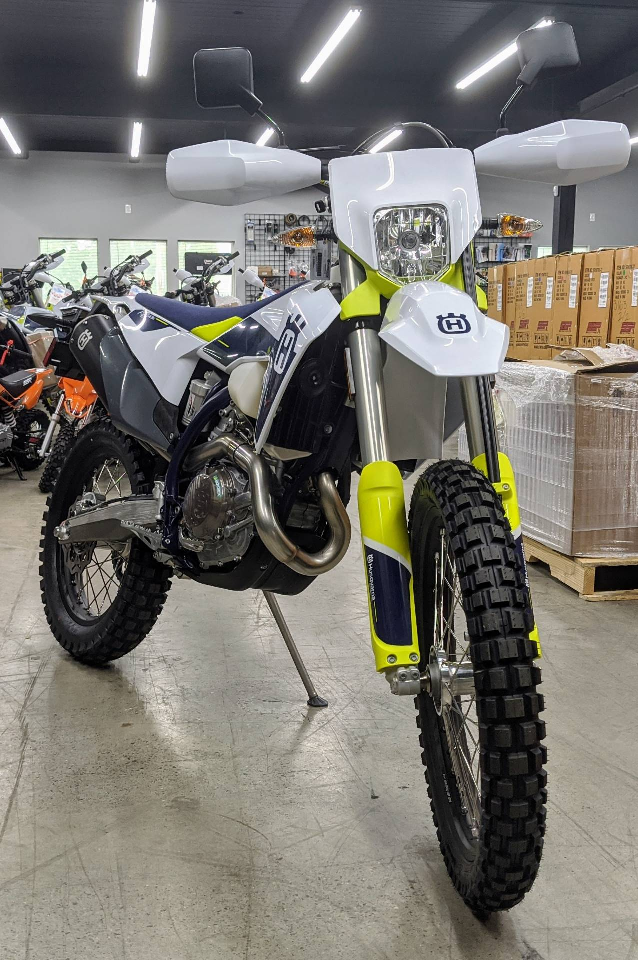 2021 Husqvarna FE 501s in Gresham, Oregon - Photo 2
