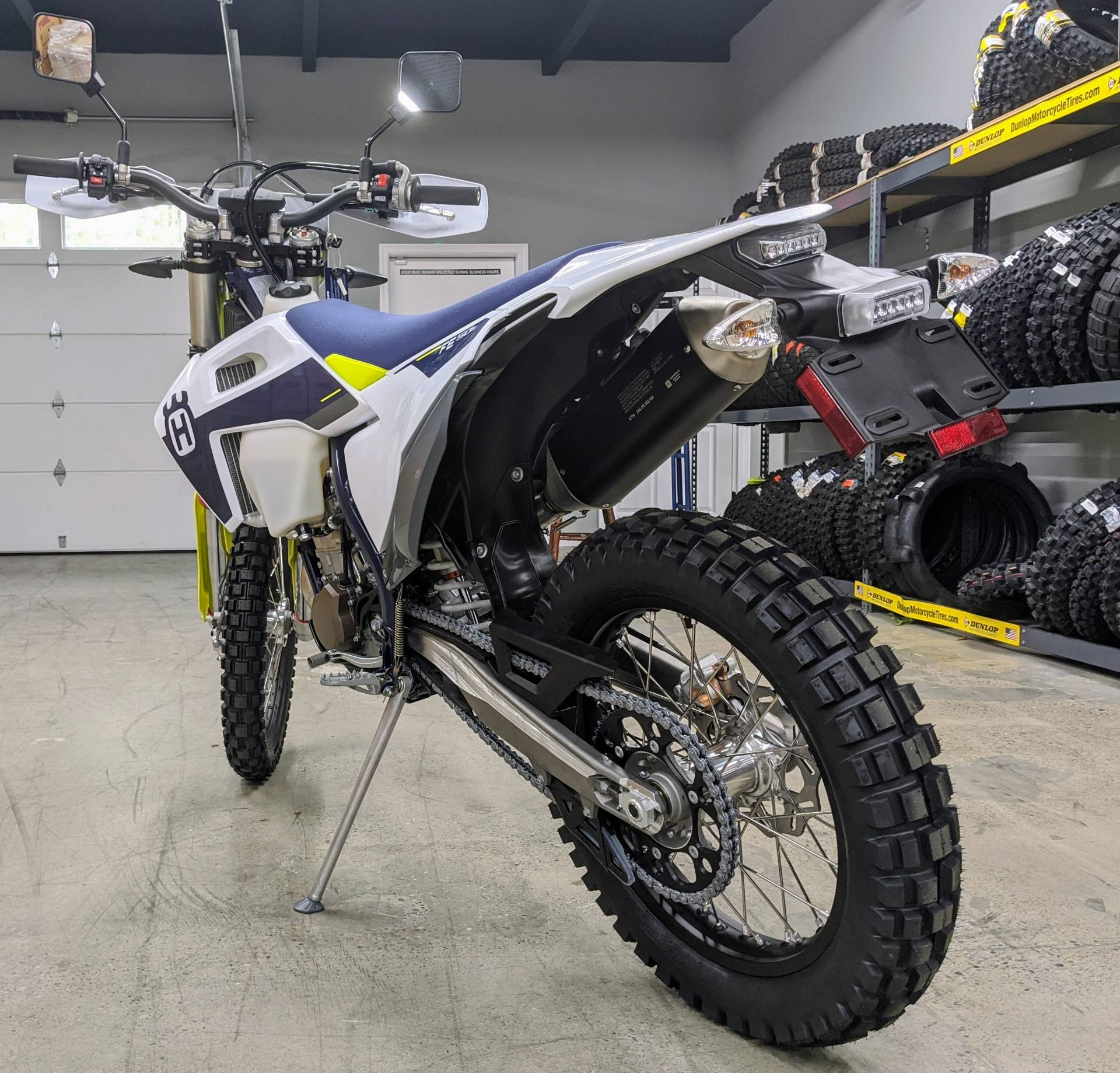 2021 Husqvarna FE 501s in Gresham, Oregon - Photo 4