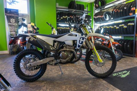 2020 Husqvarna FE 350s in Gresham, Oregon - Photo 1