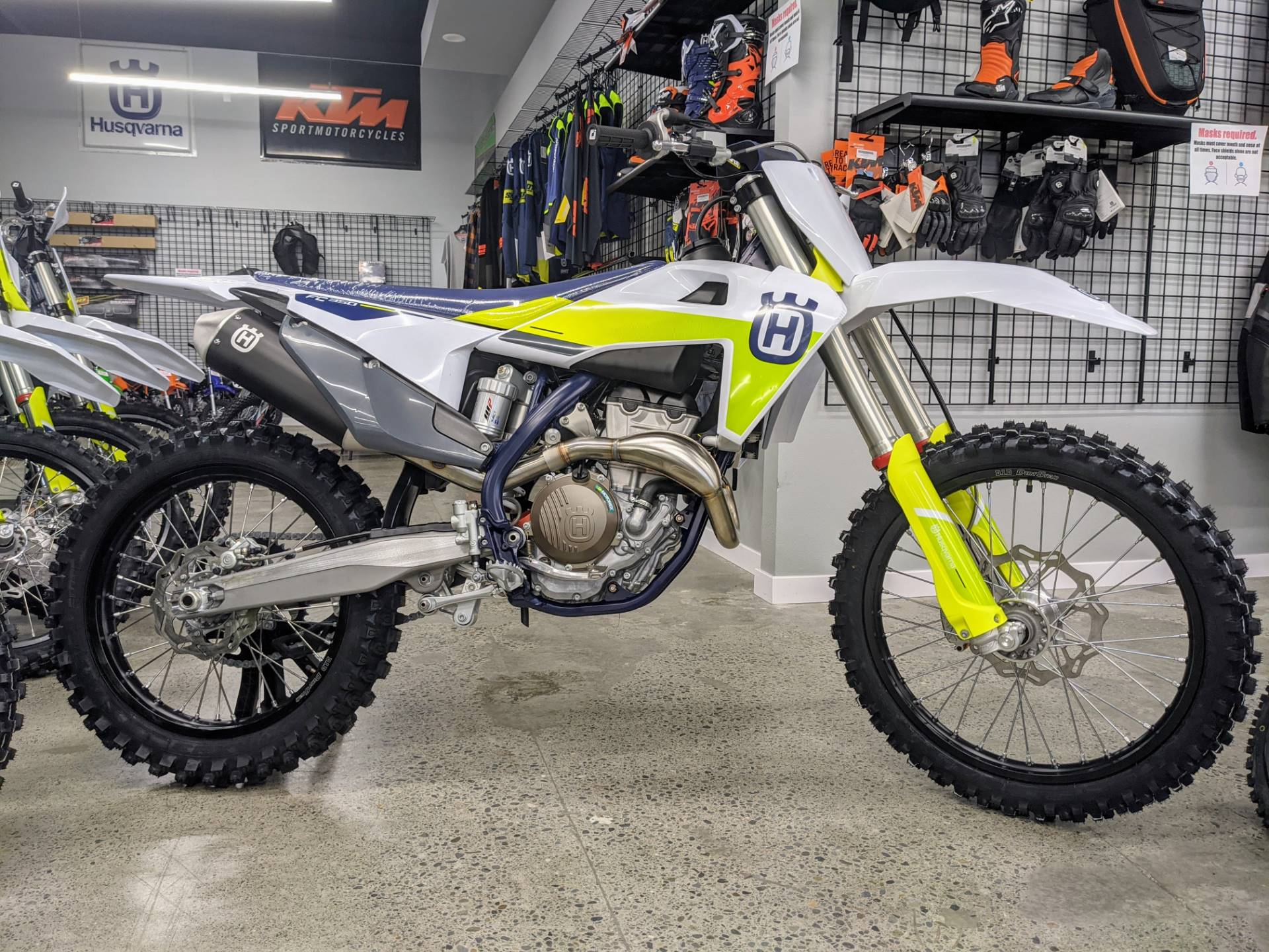 2021 Husqvarna FC 350 in Gresham, Oregon - Photo 1