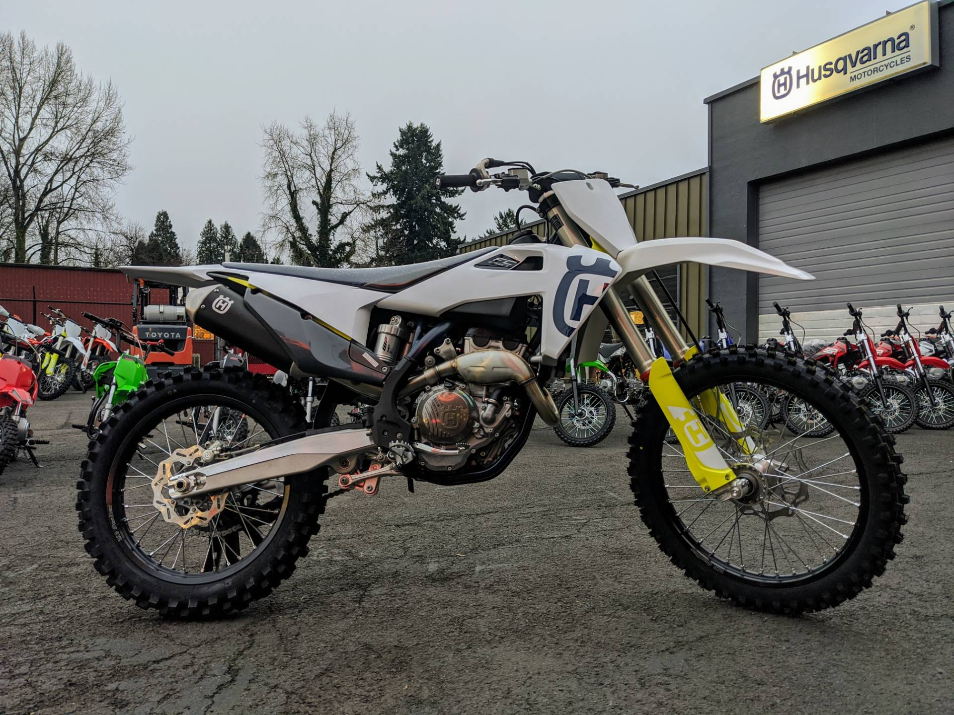 2020 Husqvarna FC 250 in Gresham, Oregon - Photo 2