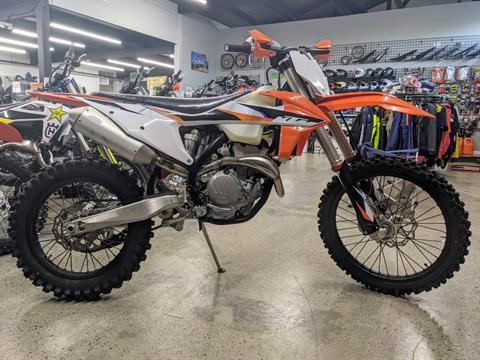 2021 KTM 350 XC-F in Gresham, Oregon - Photo 1
