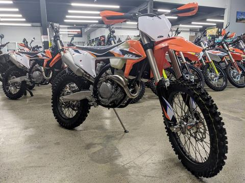 2021 KTM 350 XC-F in Gresham, Oregon - Photo 2