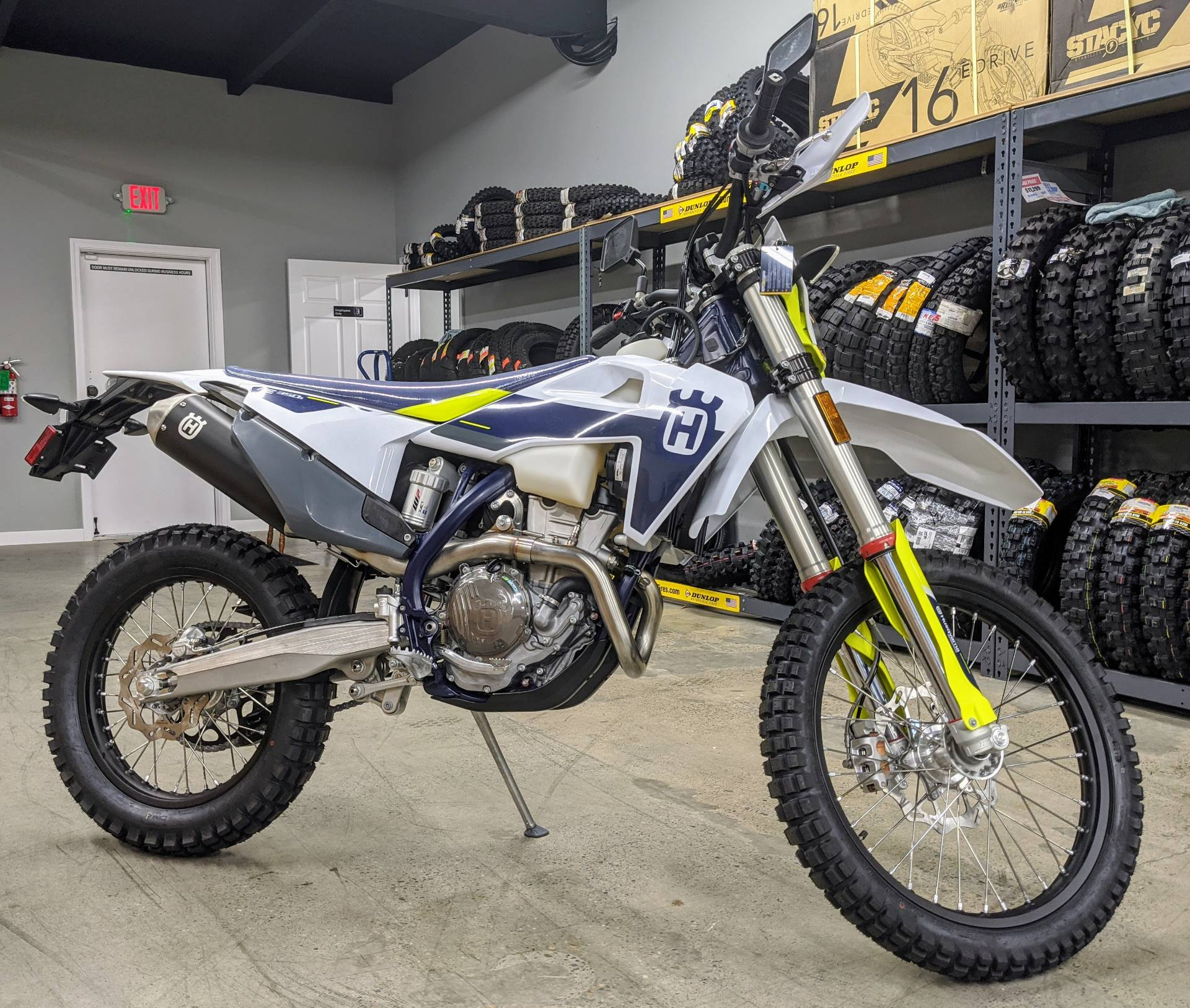 2021 Husqvarna FE 350s in Gresham, Oregon - Photo 2