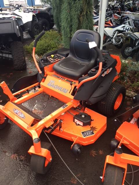 "2018 Bad Boy Mowers Magnum 48"" 725cc KT725 Kohler in Gresham, Oregon"