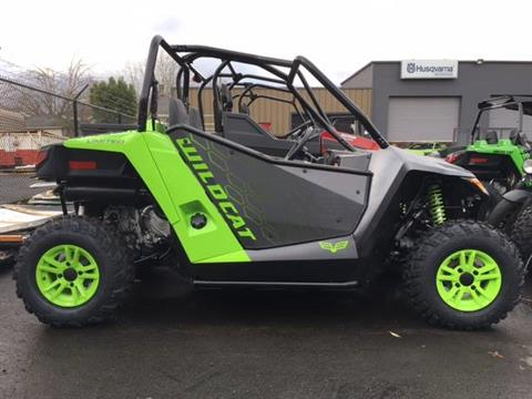 2018 Textron Off Road Wildcat Trail LTD in Gresham, Oregon