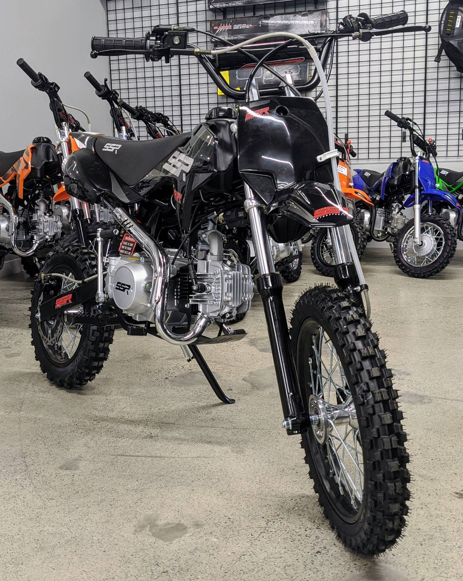 2021 SSR Motorsports SR125 in Gresham, Oregon - Photo 4