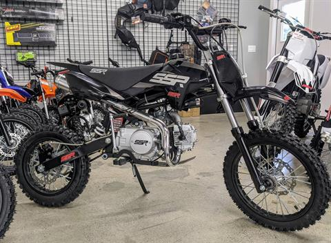 2021 SSR Motorsports SR125 in Gresham, Oregon - Photo 1