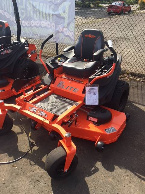 "2018 Bad Boy Mowers ZT Elite 60"" 726cc KAW FR730 in Gresham, Oregon"