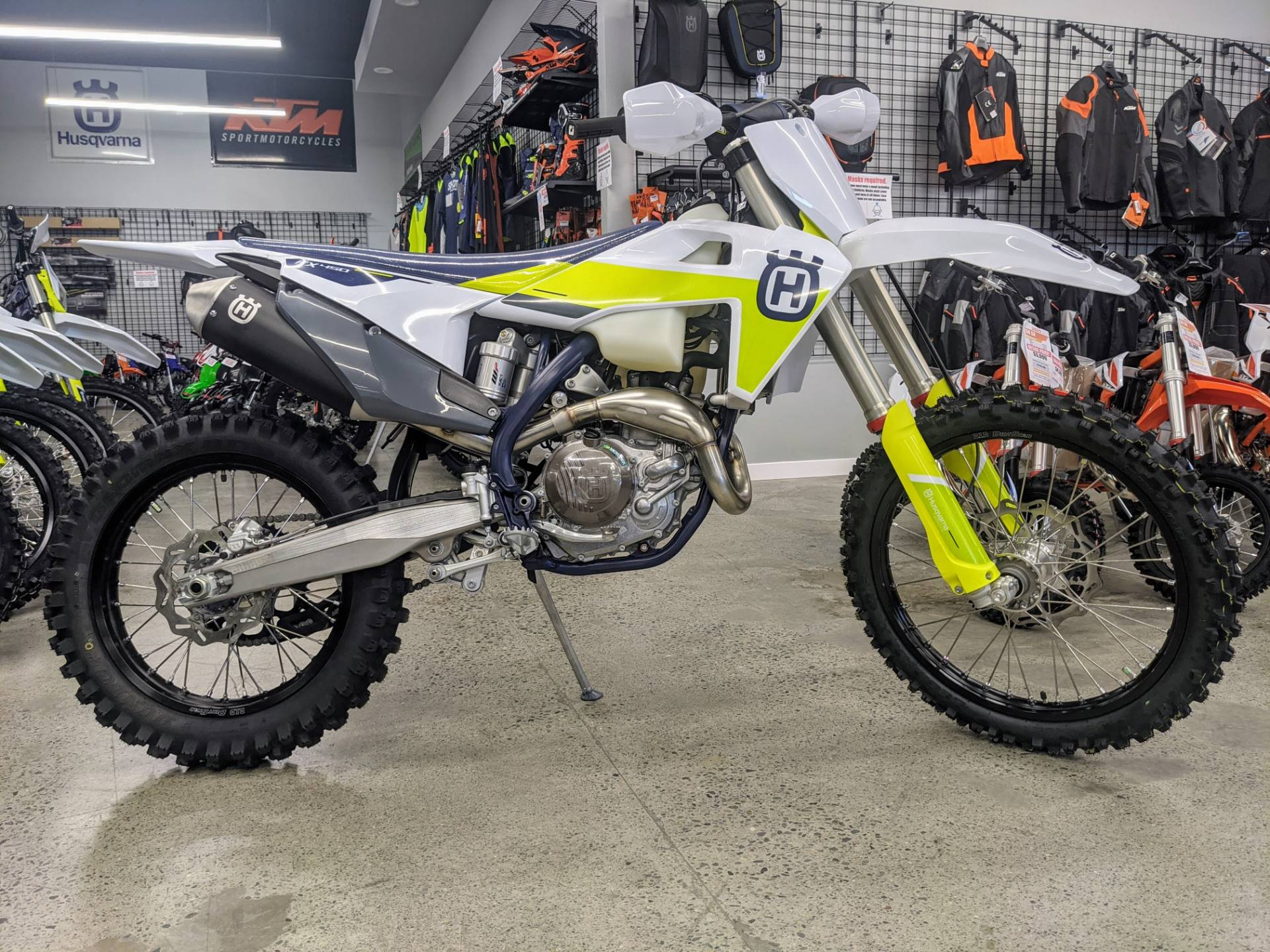 2021 Husqvarna FX 450 in Gresham, Oregon - Photo 1