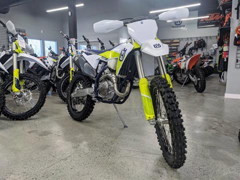2021 Husqvarna FX 450 in Gresham, Oregon - Photo 2