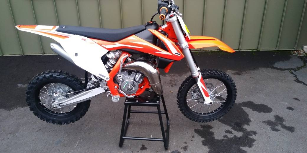 2019 KTM 65 SX in Gresham, Oregon - Photo 1