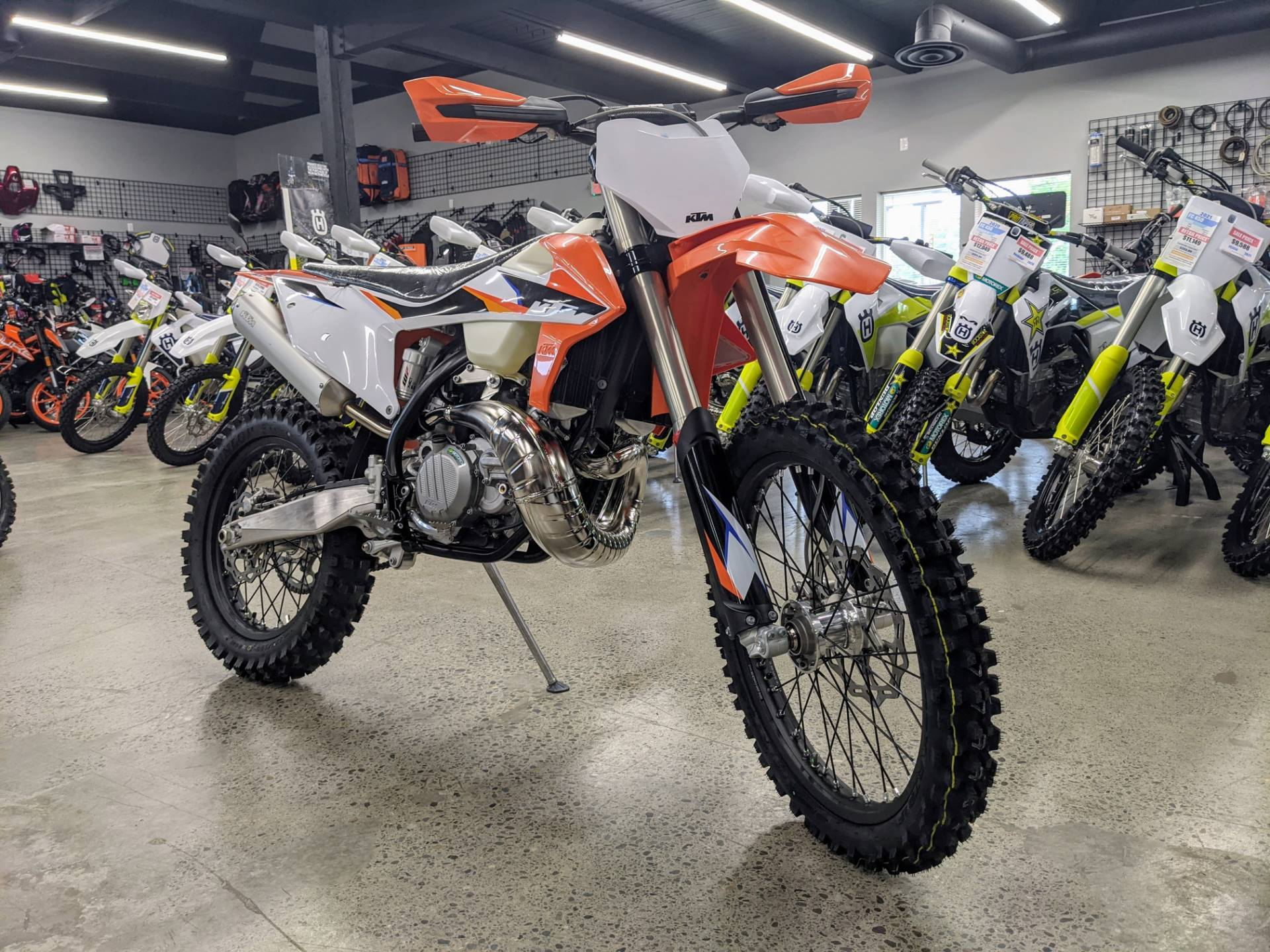 2021 KTM 300 XC TPI in Gresham, Oregon - Photo 2