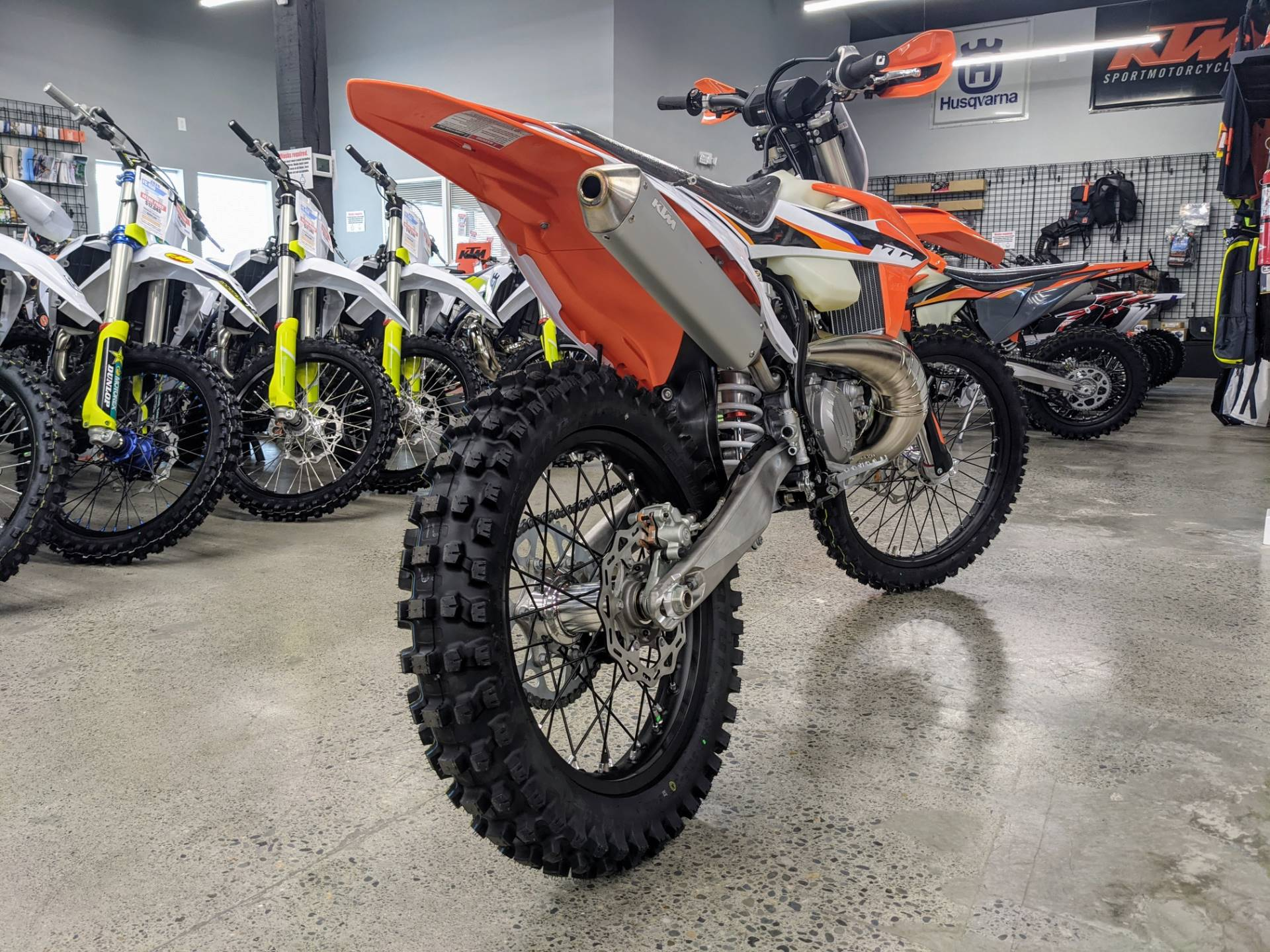 2021 KTM 300 XC TPI in Gresham, Oregon - Photo 4