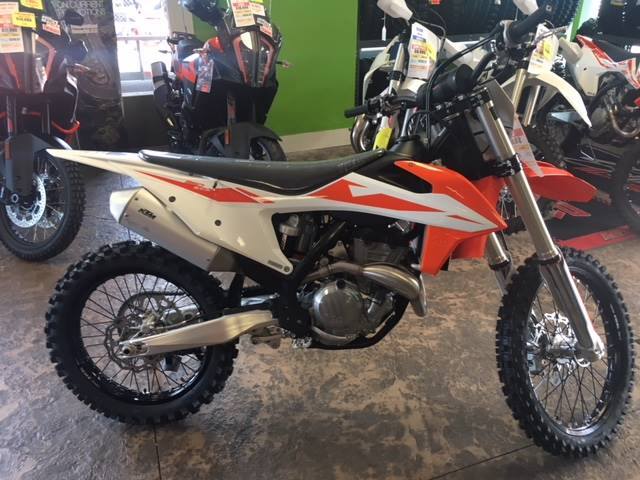 2019 KTM 350 SX-F in Gresham, Oregon - Photo 2