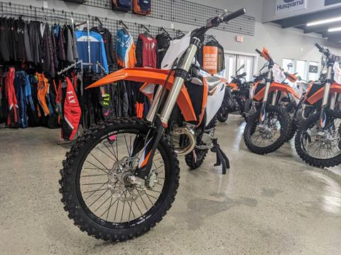 2021 KTM 250 SX in Gresham, Oregon - Photo 2
