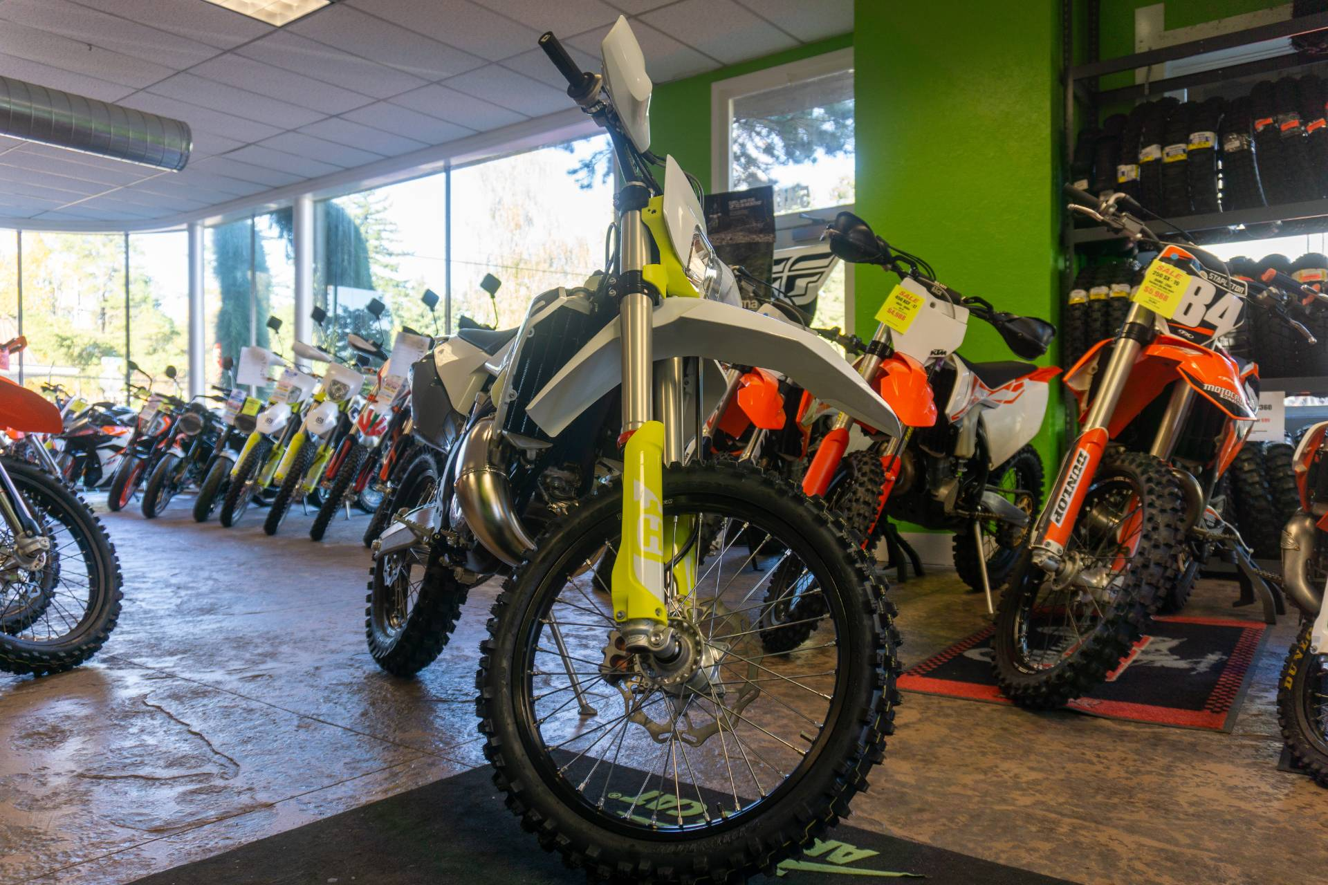 2020 Husqvarna TE 150i in Gresham, Oregon - Photo 2