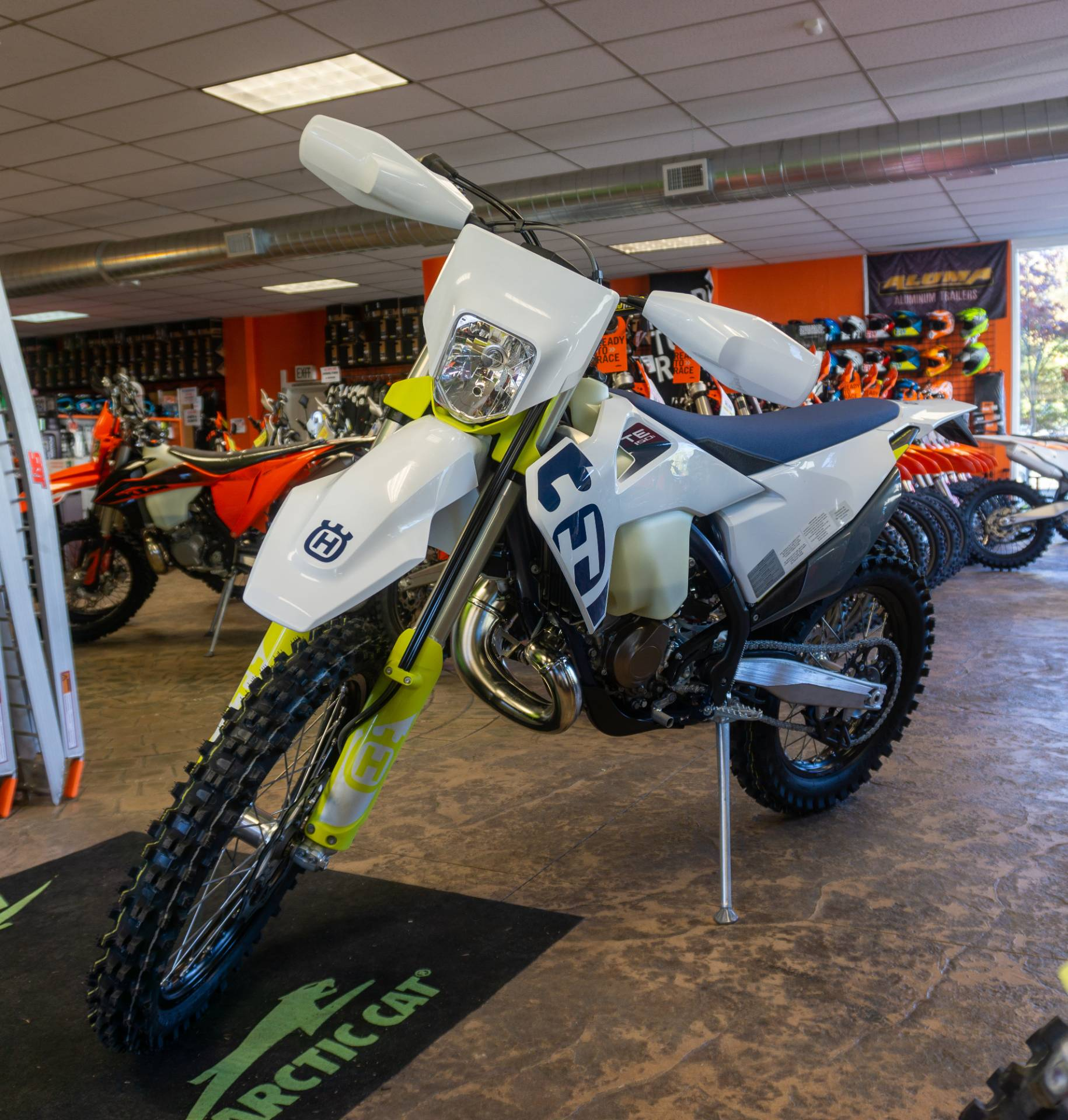 2020 Husqvarna TE 150i in Gresham, Oregon - Photo 3