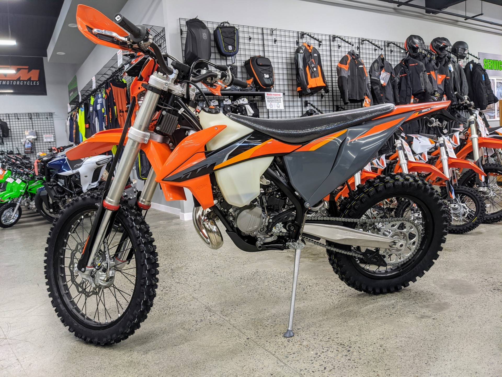2021 KTM 150 XC-W TPI in Gresham, Oregon - Photo 3