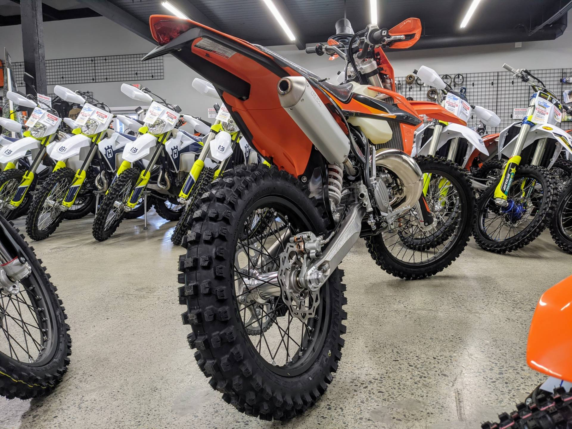 2021 KTM 150 XC-W TPI in Gresham, Oregon - Photo 4