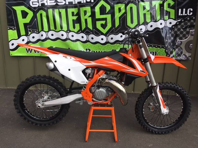 2018 ktm 125. contemporary 125 2018 ktm 125 sx in gresham oregon for ktm
