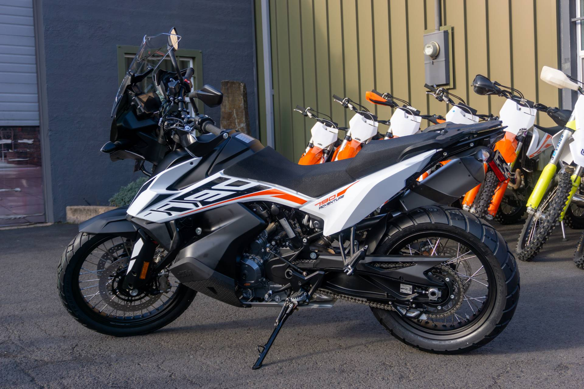 2020 KTM 790 Adventure in Gresham, Oregon - Photo 3