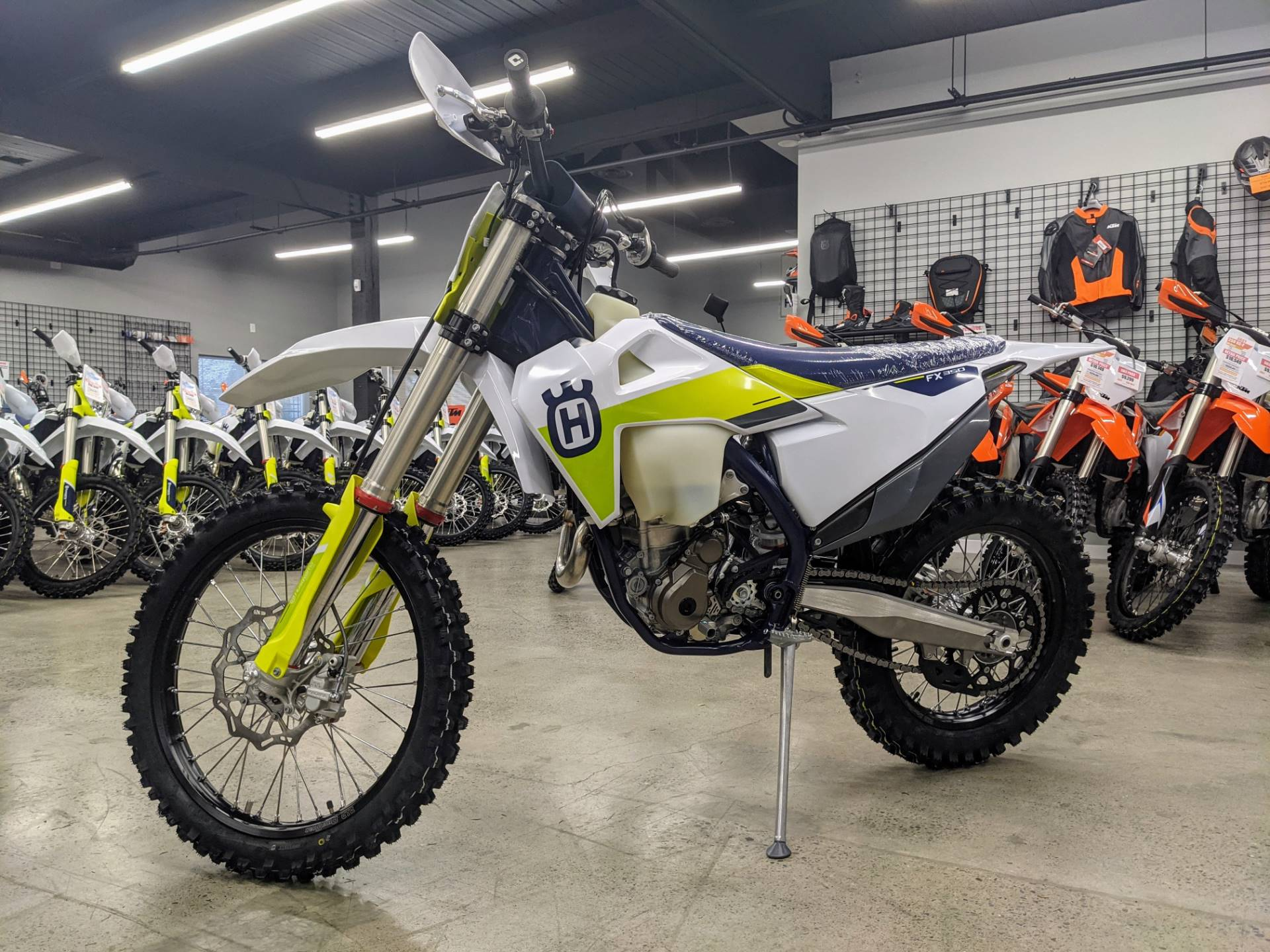2021 Husqvarna FX 350 in Gresham, Oregon - Photo 1