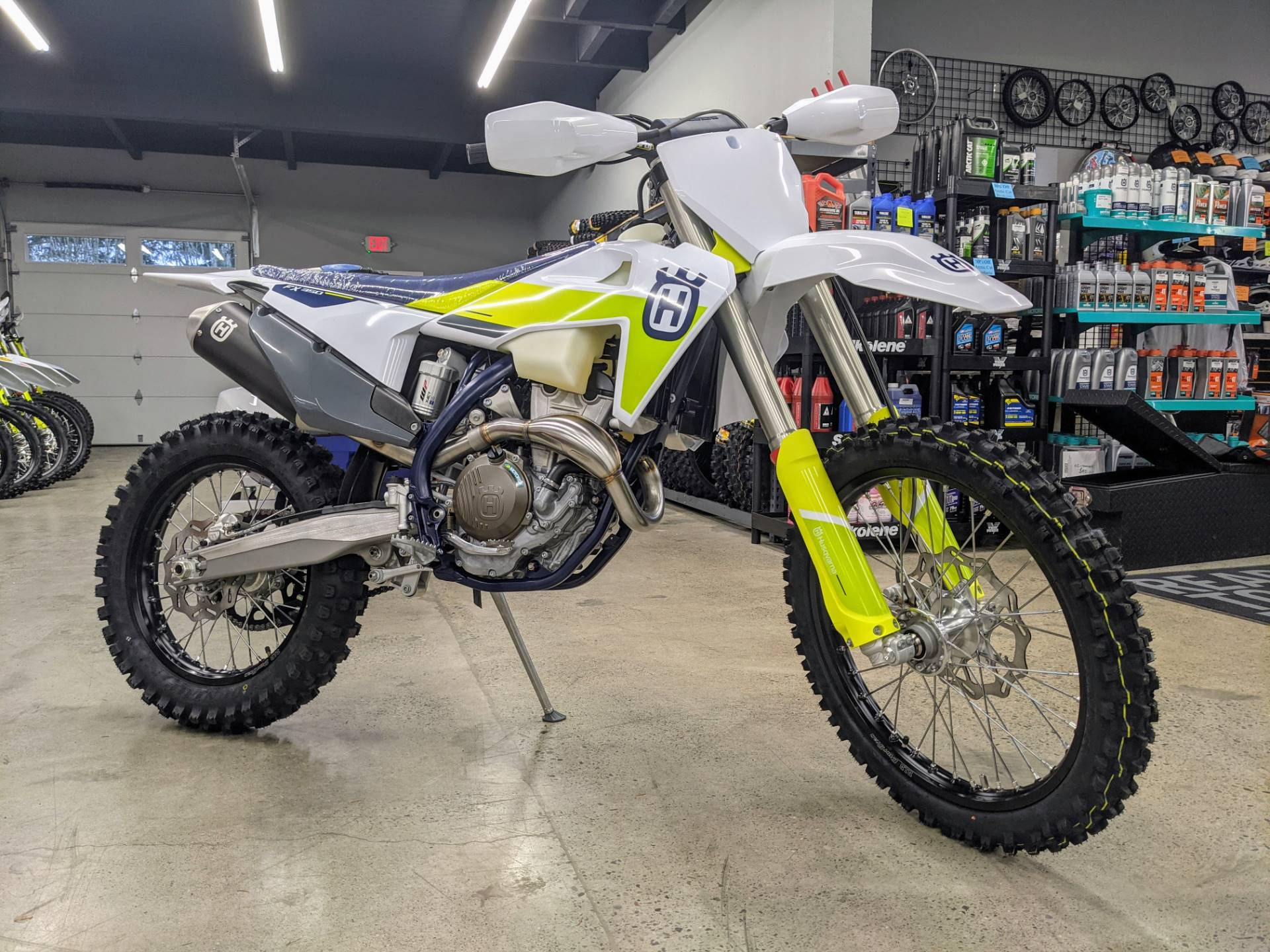 2021 Husqvarna FX 350 in Gresham, Oregon - Photo 2