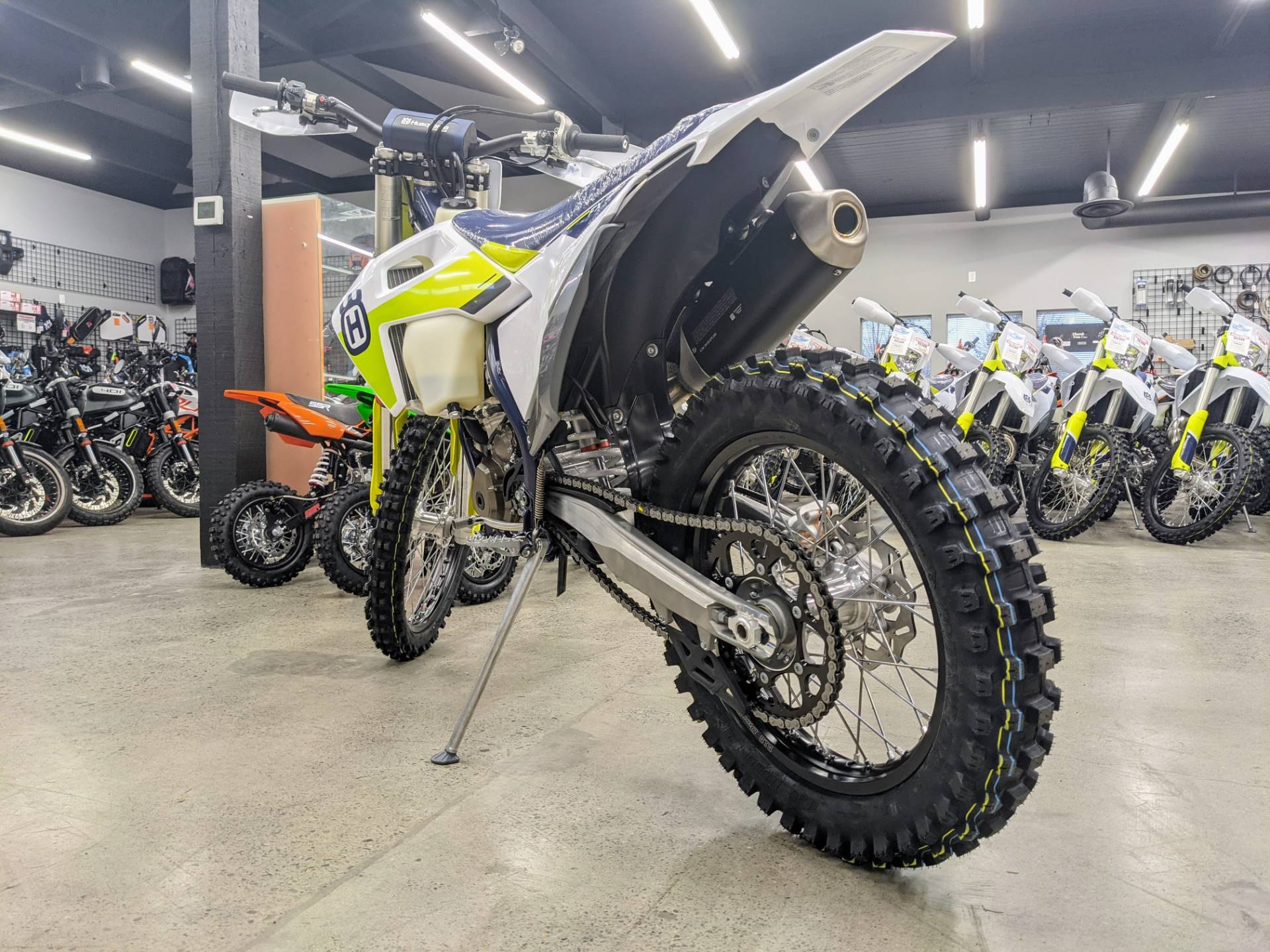 2021 Husqvarna FX 350 in Gresham, Oregon - Photo 4