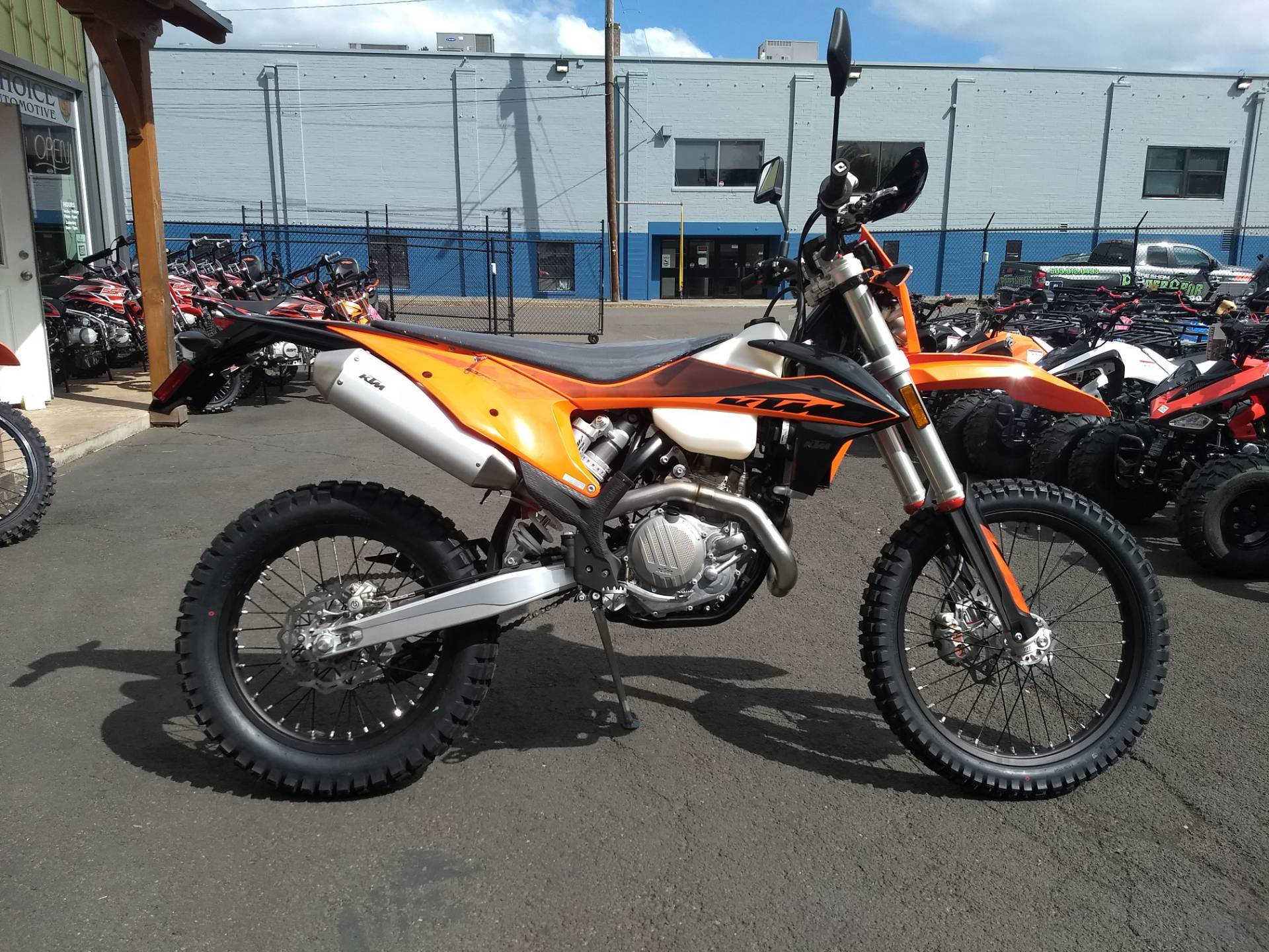 2020 KTM 500 EXC-F in Gresham, Oregon - Photo 2