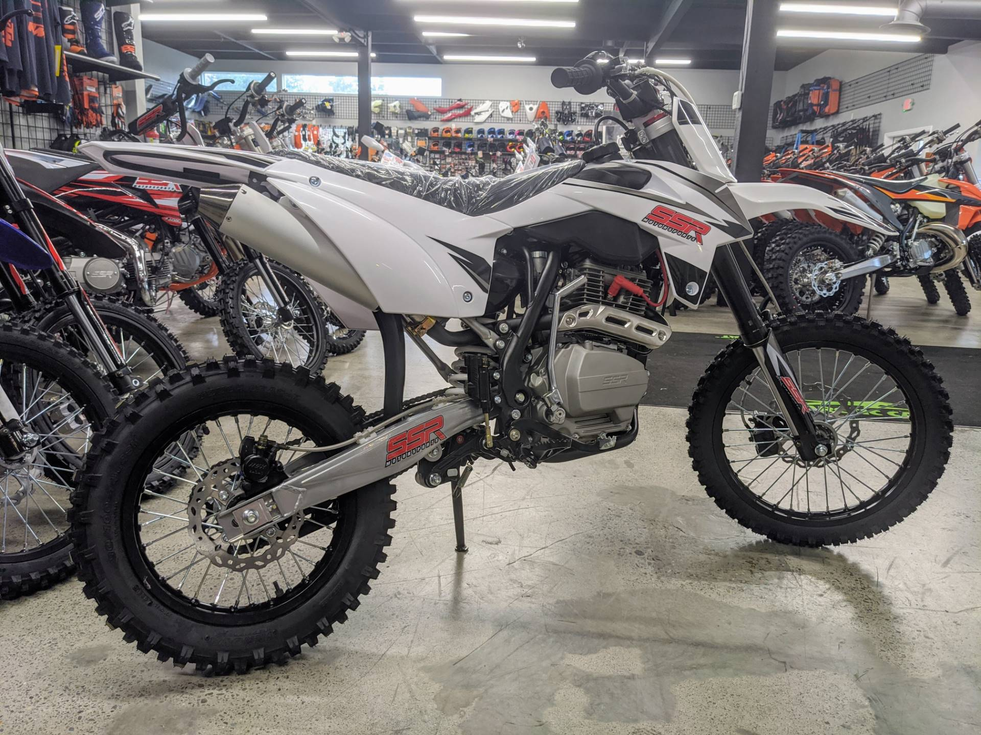 2021 SSR Motorsports SR150 in Gresham, Oregon - Photo 1