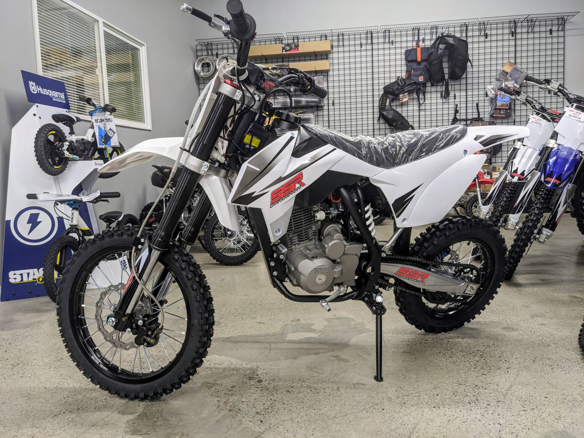 2021 SSR Motorsports SR150 in Gresham, Oregon - Photo 3
