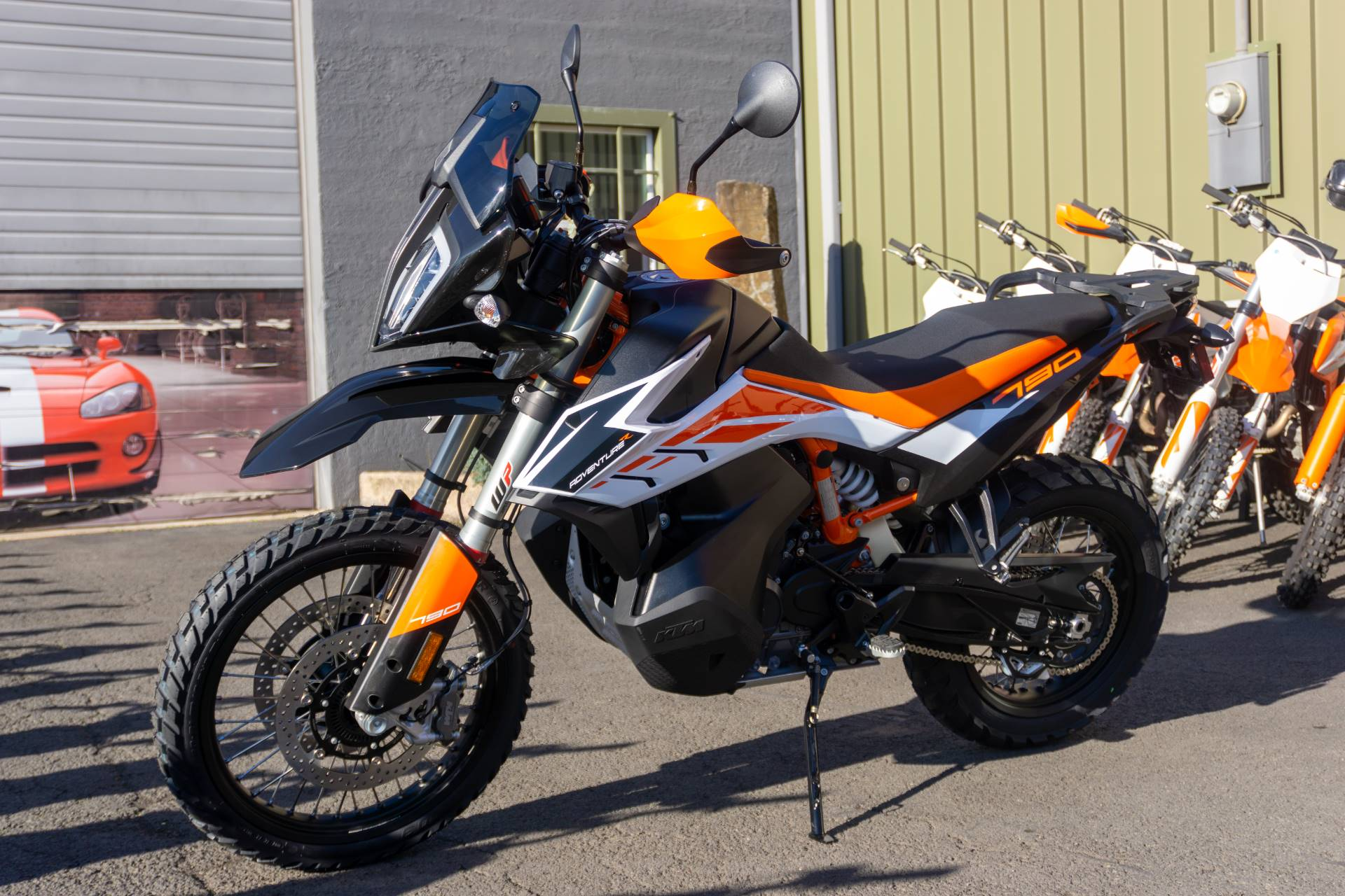 2020 KTM 790 Adventure R in Gresham, Oregon - Photo 1