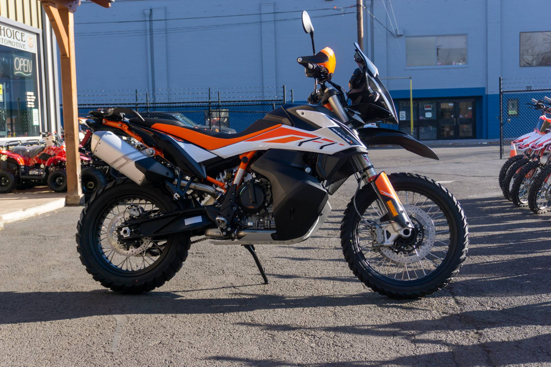 2020 KTM 790 Adventure R in Gresham, Oregon - Photo 2
